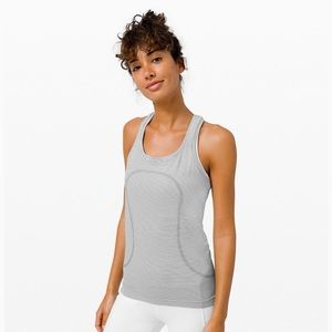 Lululemon Swifts Tech Racerback 2.0 Tank Size 4